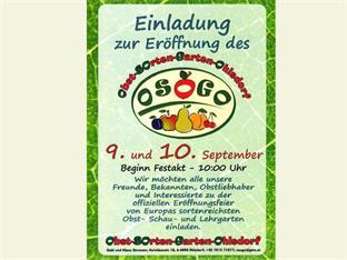 Siederlverein,Gartenarbeiten im September