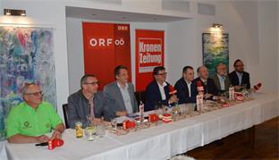 Siedlerverein Alberndorf, Startseite - Radio OÖ Stammtisch