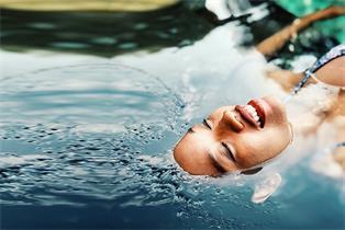 Der Schwimmteich als Naturerlebnis